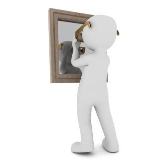 consciência profissional trabalho docente sala de aula saúde espelho